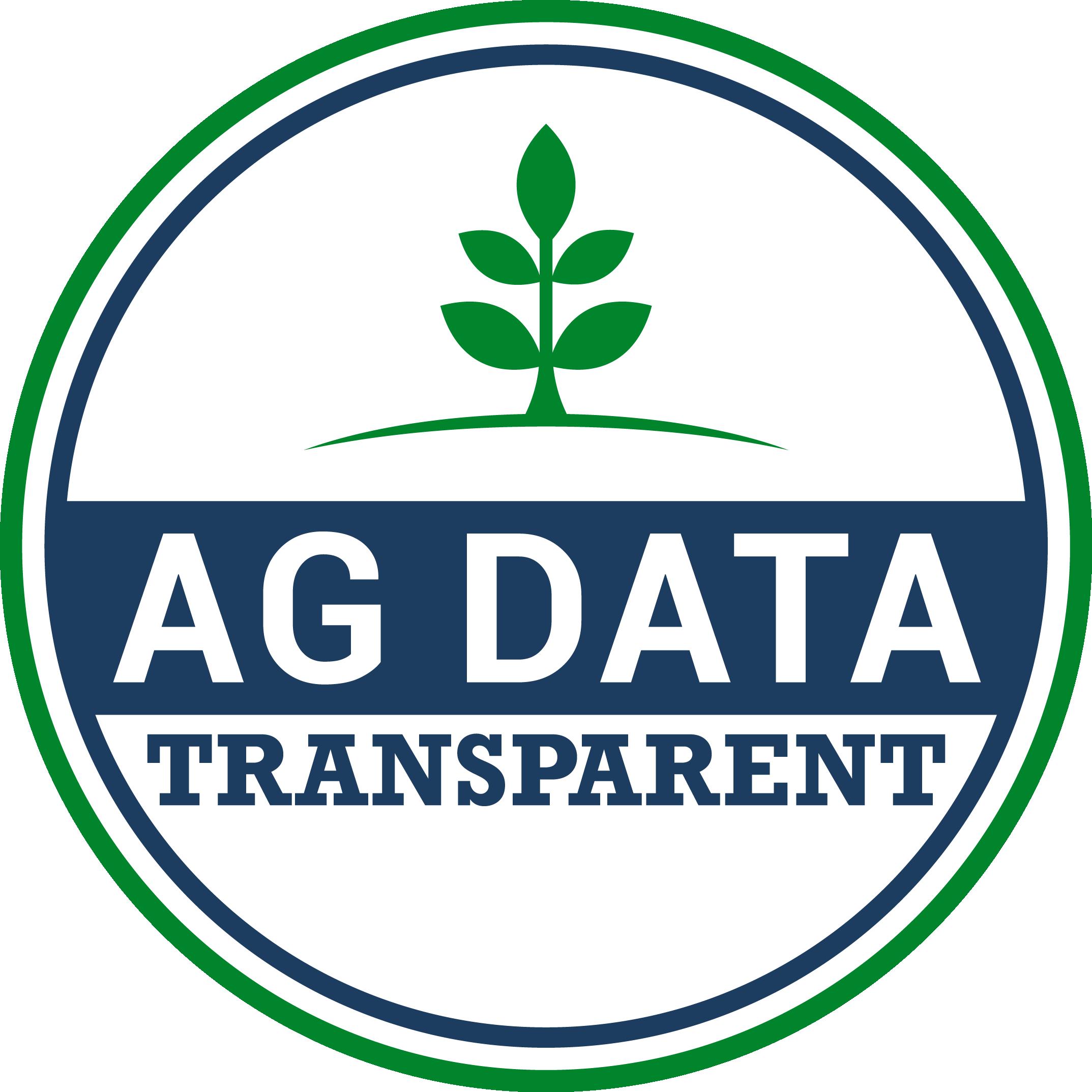 Ag Data Transparent Seal